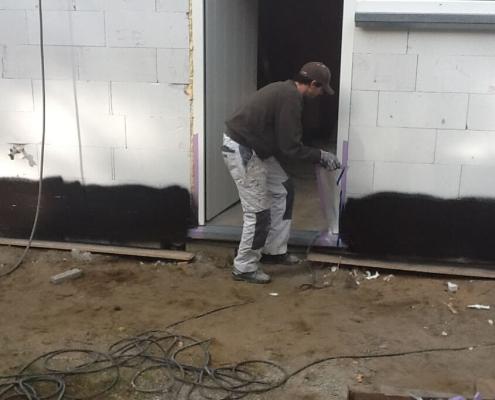 vloeibaar rubber bison