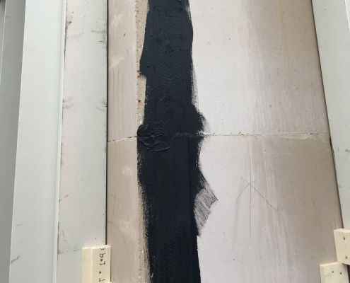 Airtight and waterproofing coating