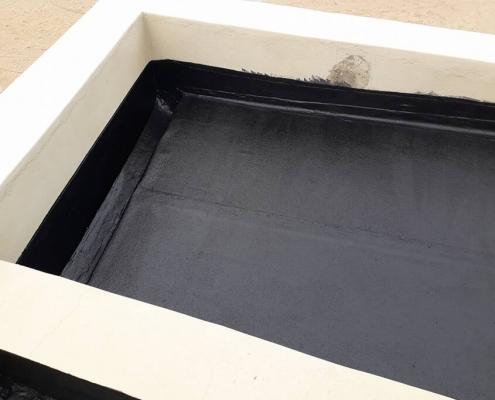 Liquid waterproofing