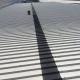 Sealing roofing leakage