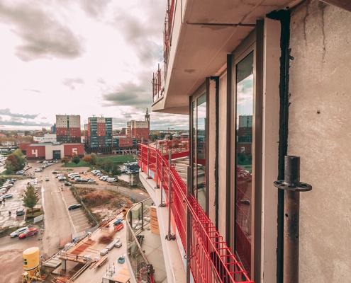 Windowframes airbarrier hbs200