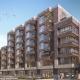 appartmentcomplex with liquid rubber