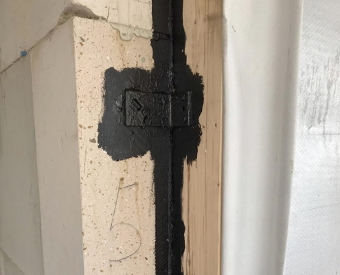 windowsealant with anchor